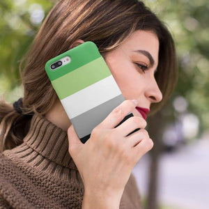 Aromantic Phone Case | Rainbow & Co