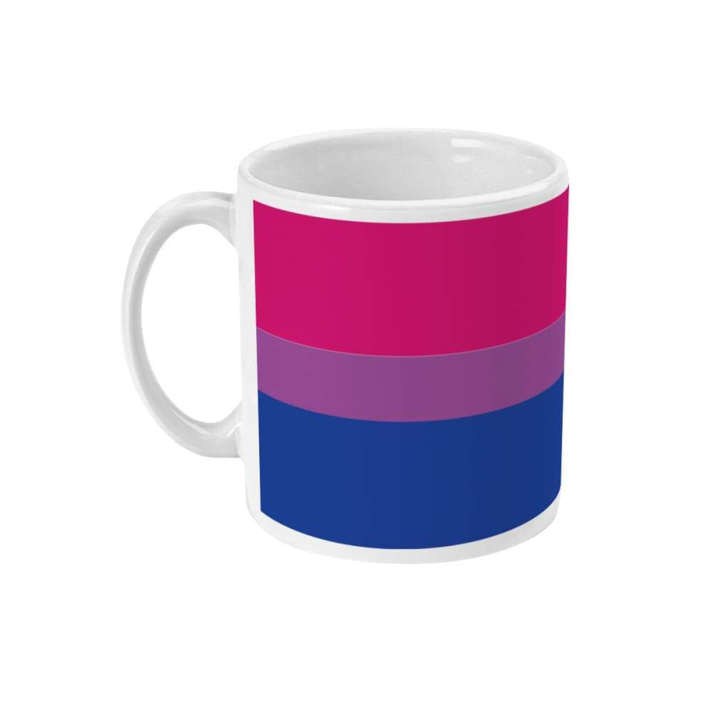 Bisexual Pride Flag Coffee Mug | Rainbow & Co