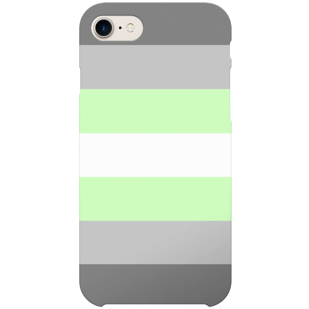 Demiandrogyne Flag Phone Case | iPhone 7 | Rainbow & Co