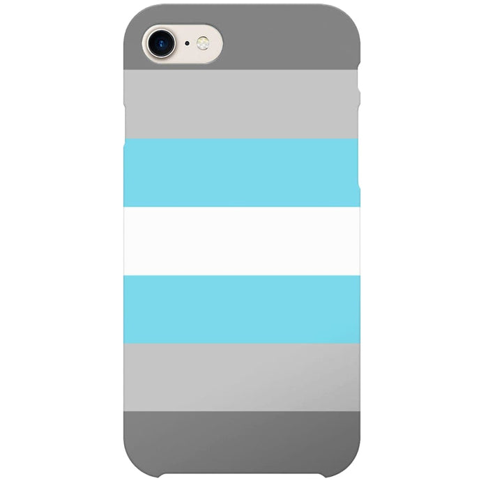 Demiboy Flag Phone Case | iPhone 7 | Rainbow & Co