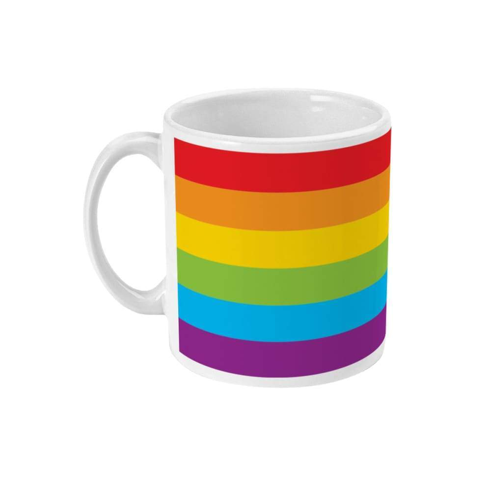 Gay Pride Flag Coffee Mug | Rainbow & Co