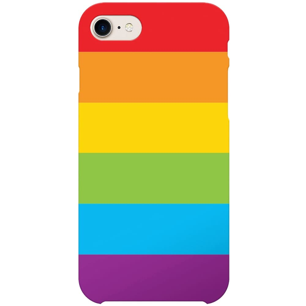 Gay Pride Flag Phone Case | iPhone 7 | Rainbow & Co