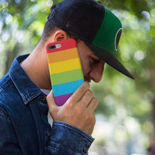 Load image into Gallery viewer, Gay Pride Phone Case | Rainbow & Co