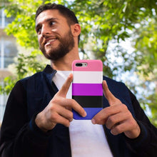 Load image into Gallery viewer, Genderfluid Phone Case | Rainbow & Co