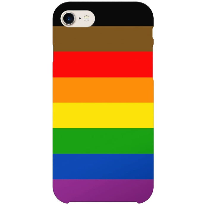 Inclusive Pride Flag Phone Case | iPhone 7 | Rainbow & Co