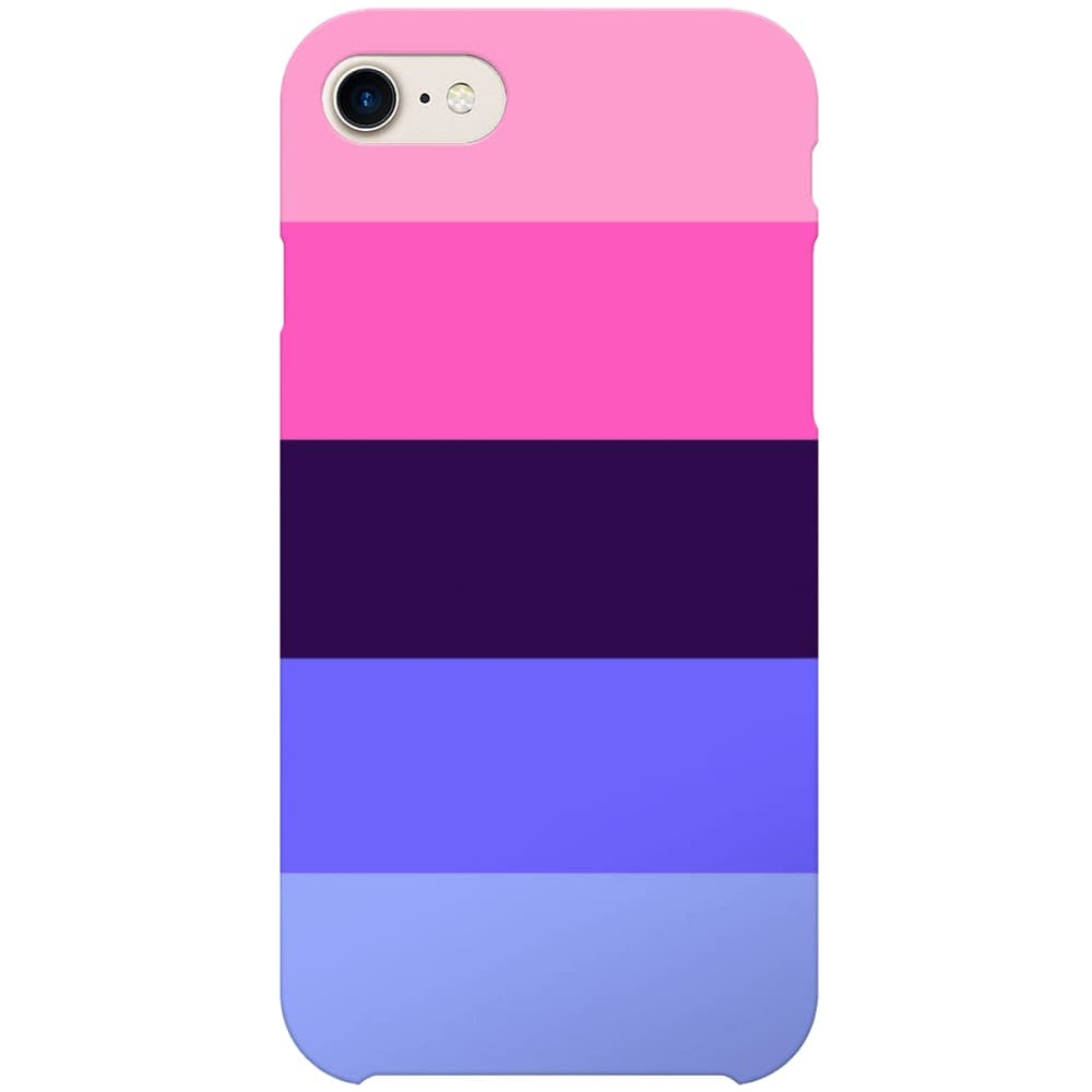 Omnisexual Flag Phone Case | iPhone 7 | Rainbow & Co