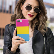Load image into Gallery viewer, Pansexual Phone Case | Rainbow & Co