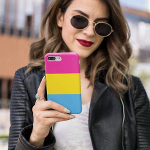 Pansexual Phone Case | Rainbow & Co