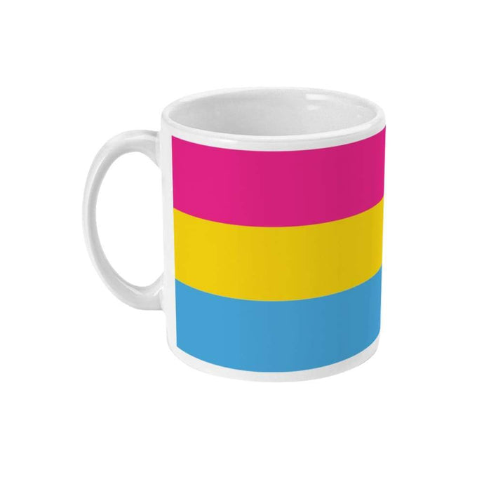 Pansexual Pride Flag Coffee Mug | Rainbow & Co