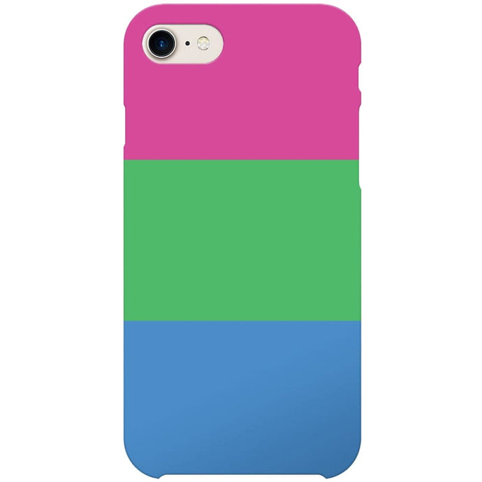 Polysexual Flag Phone Case | iPhone 7 | Rainbow & Co