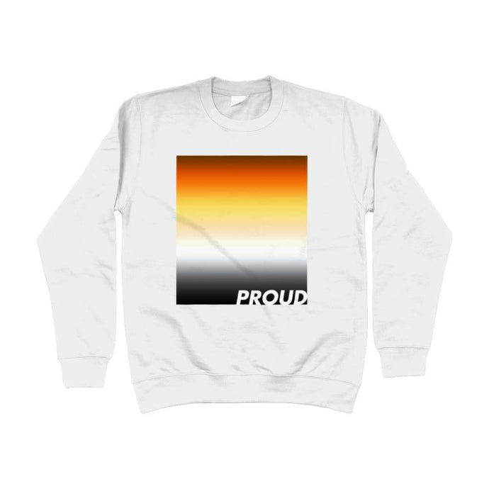 Proud Bear Sweatshirt | Rainbow & Co