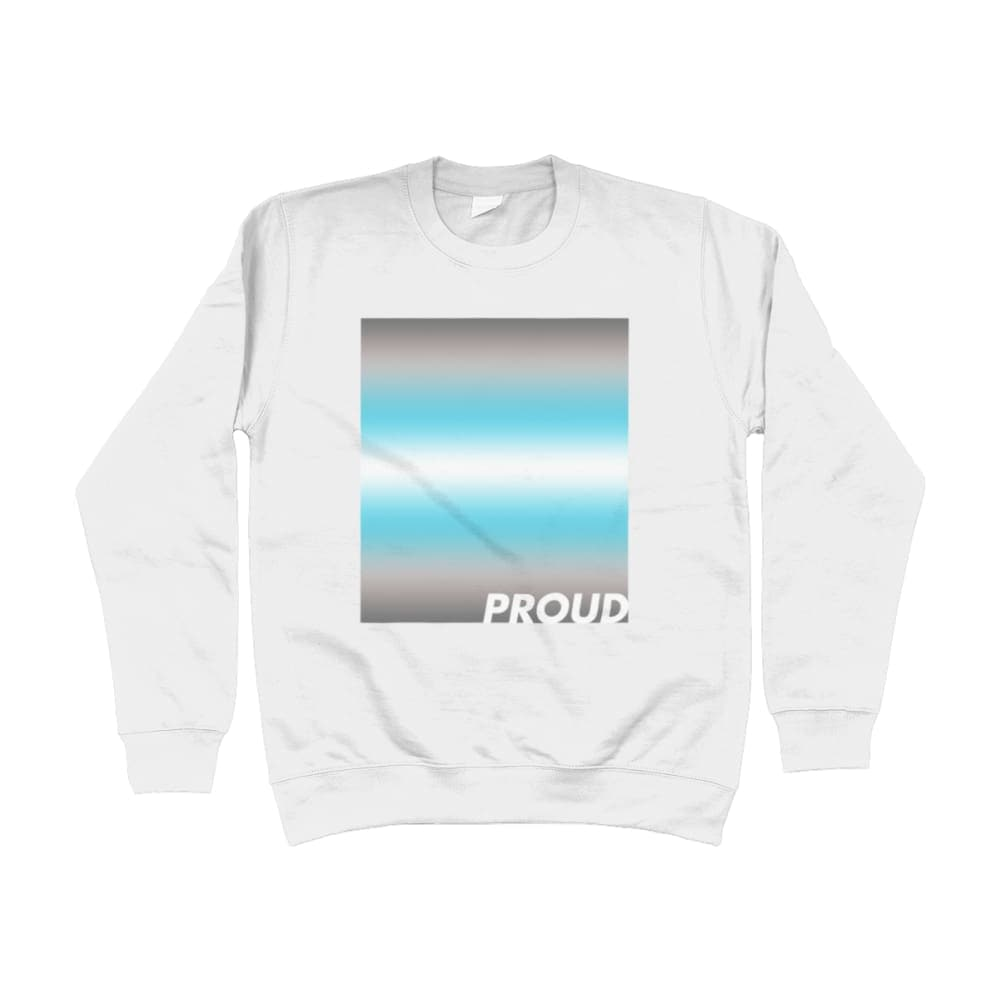Proud Demiboy Sweatshirt | Rainbow & Co