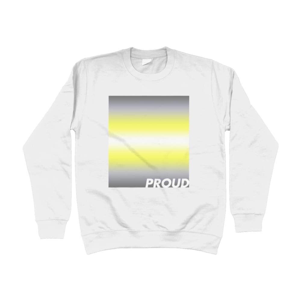 Proud Demigender Sweatshirt | Rainbow & Co