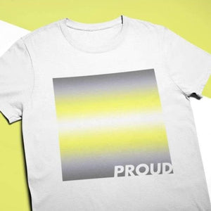 Proud Demigender T Shirt | Rainbow & Co