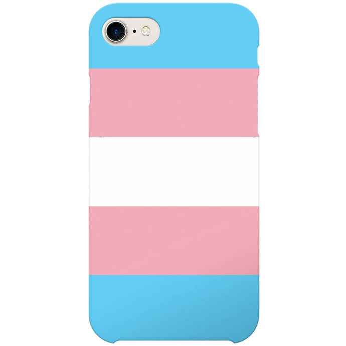 Transgender Flag Phone Case | iPhone 7 | Rainbow & Co