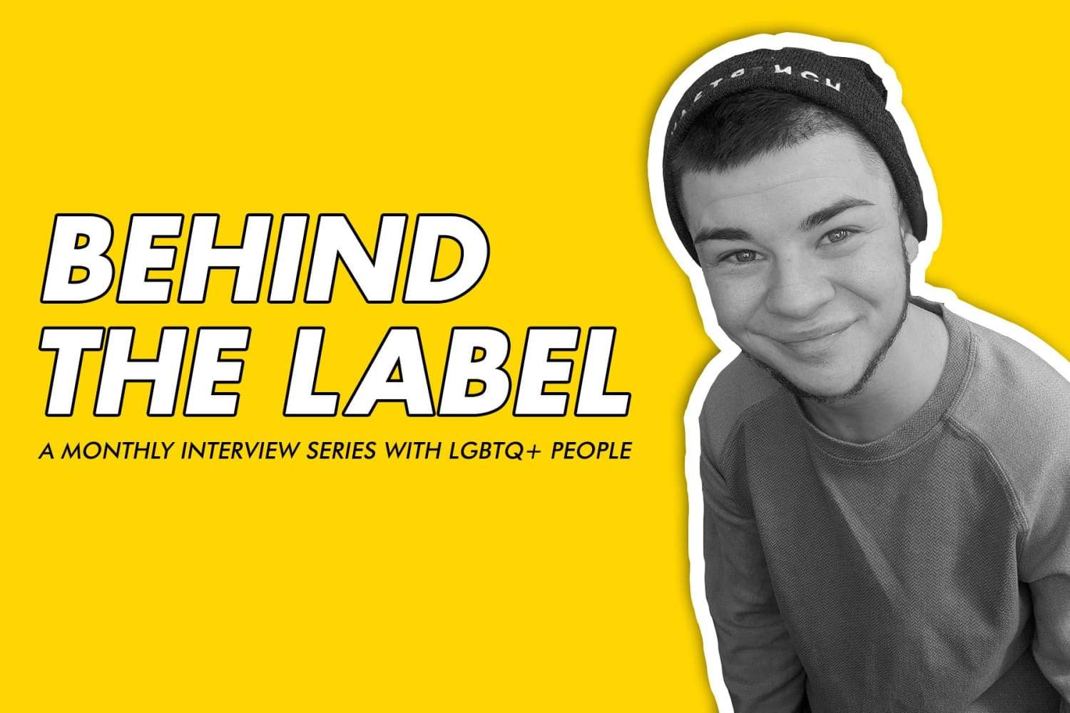 Behind The Label LGBTQ Interview Series Jaxson