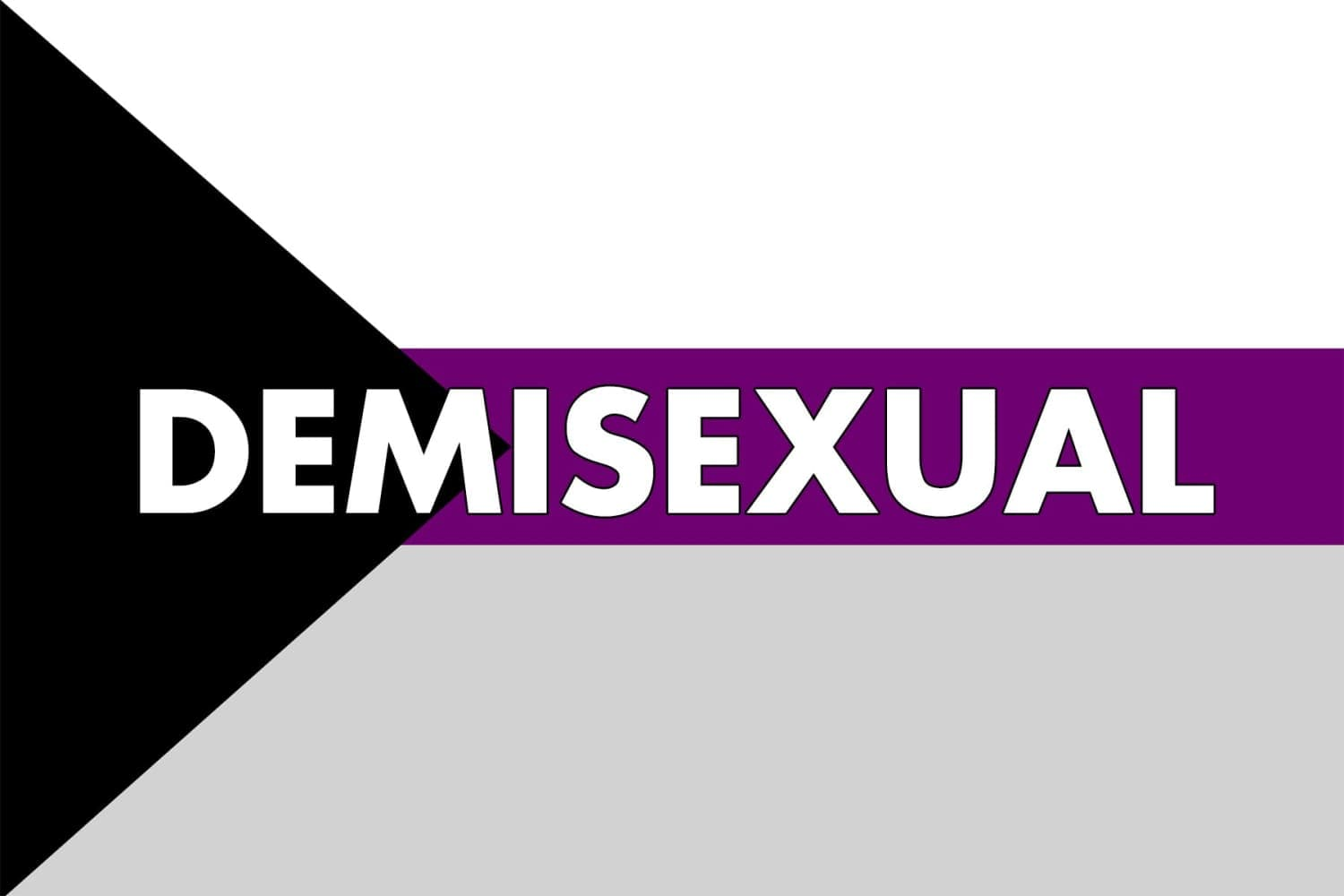 Demisexual Definition | Demisexual Pride Flag