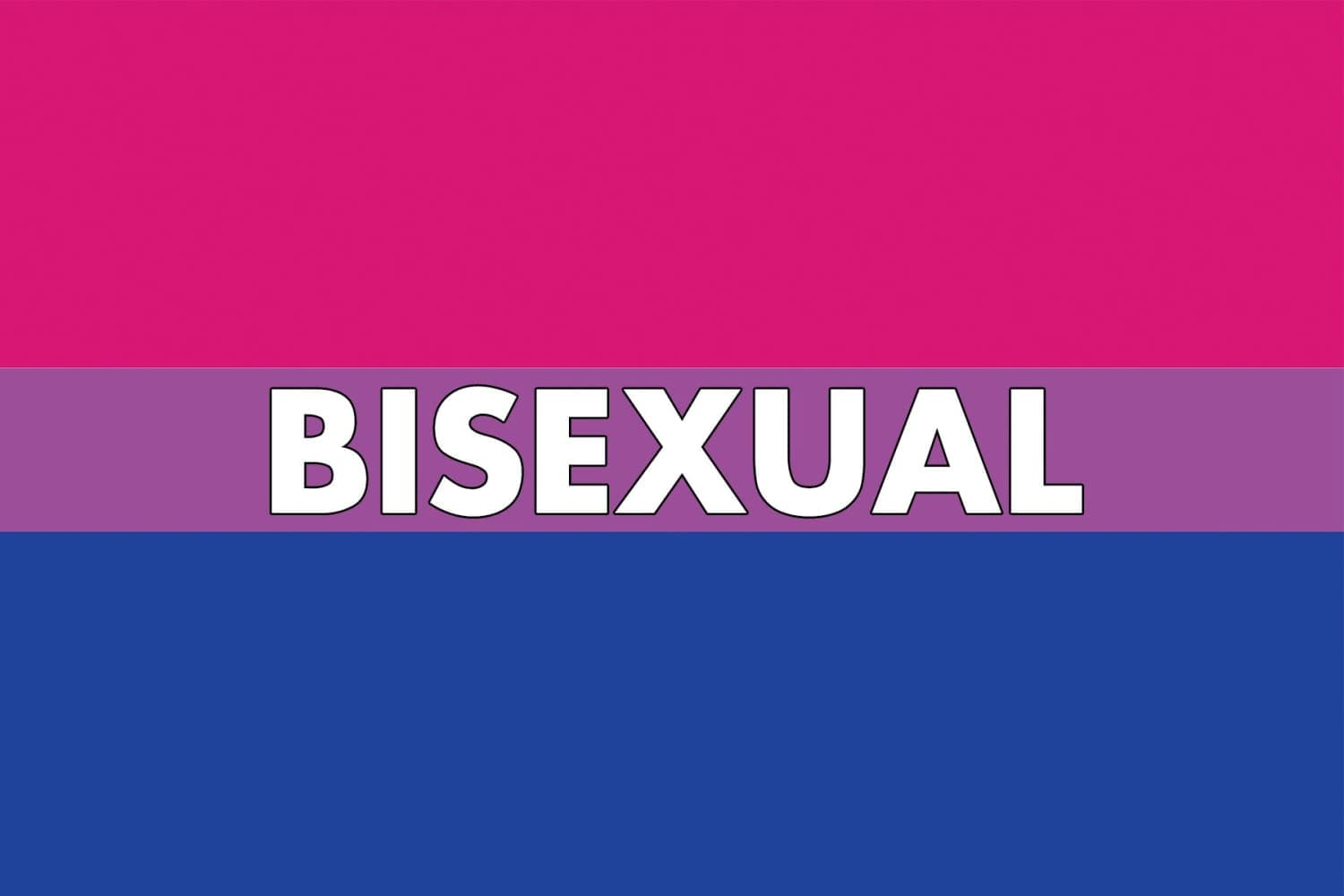 Bisexual Definition | Bisexual Pride Flag