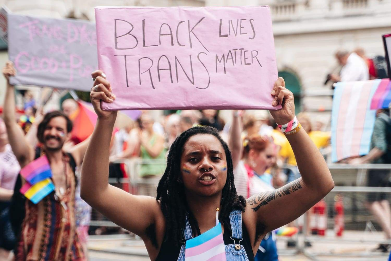 Black Trans Lives Matter | Trans Day of Remembrance 2019