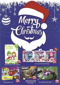 Christmas Catalogue is out NOW.