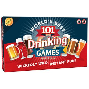 101 Drinking Games-Yarrawonga Fun and Games