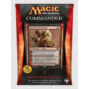 2014 Commander Deck - Built From Scratch-Yarrawonga Fun and Games