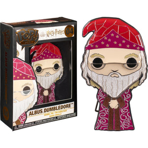 "4"" Pop Enamel Pin - Albus Dumbledore-Yarrawonga Fun and Games"