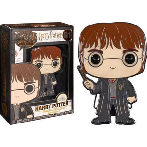 "4"" Pop Enamel Pin - Harry Potter-Yarrawonga Fun and Games"