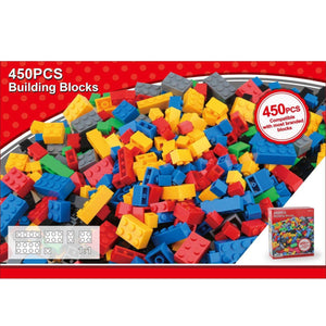 450 Building Blocks-Yarrawonga Fun and Games