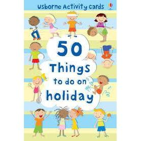 50 Things to do on a Holiday-Yarrawonga Fun and Games.