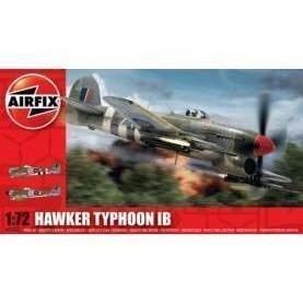 Airfix - 1/:72 -2041 - Hawker Typhoon Ib-Yarrawonga Fun and Games