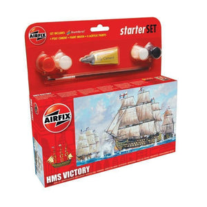 Airfix - Starter Kit -HMS Victory-Yarrawonga Fun and Games