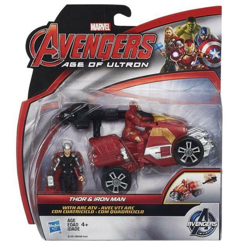 Avengers - Dual Packs - various-Yarrawonga Fun and Games