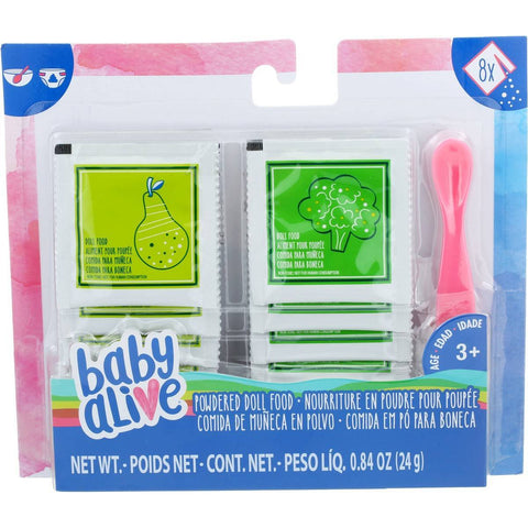 Baby Alive Powdered Food-Yarrawonga Fun and Games