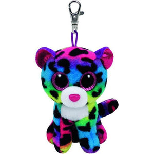 Beanie Boo - Clip - Muticoloured Leopard - Dotty