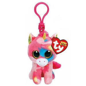 Beanie Boo - Clip - Unicorn - Fantasia-Yarrawonga Fun and Games