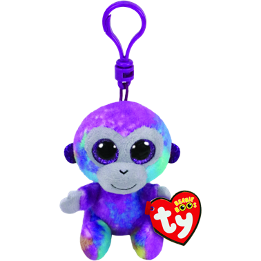 Beanie Boo - Clip - Zuri - Monkey-Yarrawonga Fun and Games