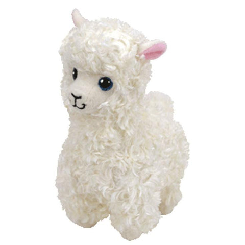 Beanie Boo - Medium - Llama - Lily-Yarrawonga Fun and Games
