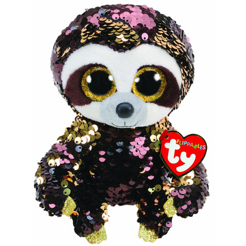 Beanie Boo Sequins - Dangler Sloth-Yarrawonga Fun and Games