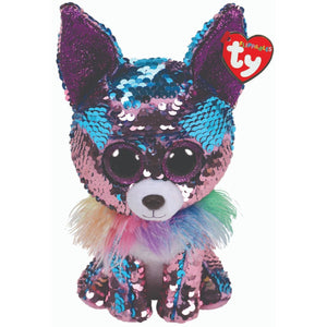 Beanie Boo Sequins - Medium - Yappy Chihuahua