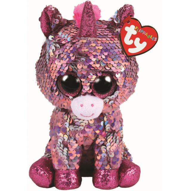 Beanie Boo Sequins - Sparkle Unicorn-Yarrawonga Fun and Games.
