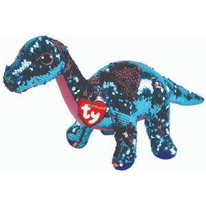 Beanie Boo Sequins - Tremor Dinosaur-Yarrawonga Fun and Games