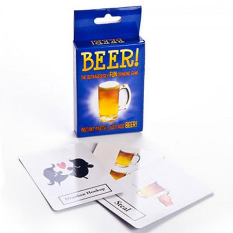 Beer - Card Game-Yarrawonga Fun and Games