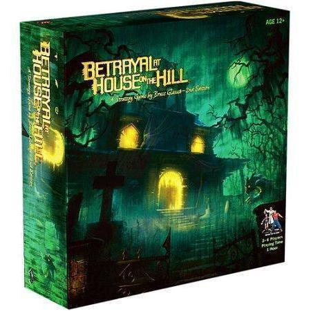 Betrayal at House on the Hill-Yarrawonga Fun and Games