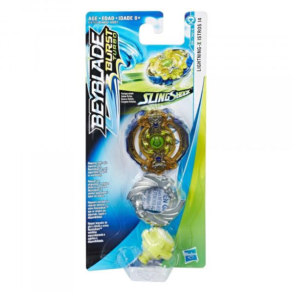 BeyBlade Turbo -Lightning X - Istros I4-Yarrawonga Fun and Games