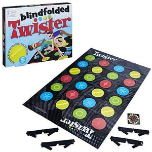 Blindfolded Twister - Game-Yarrawonga Fun and Games