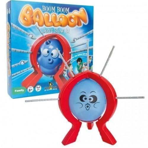 Boom Boom Balloon Game-Yarrawonga Fun and Games.