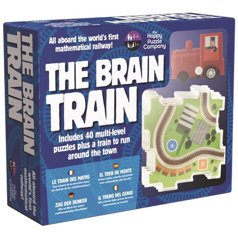 Brain Train Puzzle-Yarrawonga Fun and Games