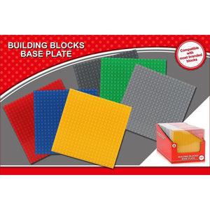 Building Blocks Base Plate - Medium-Yarrawonga Fun and Games.
