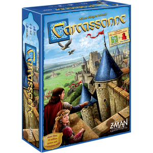 Carcassonne - Game-Yarrawonga Fun and Games